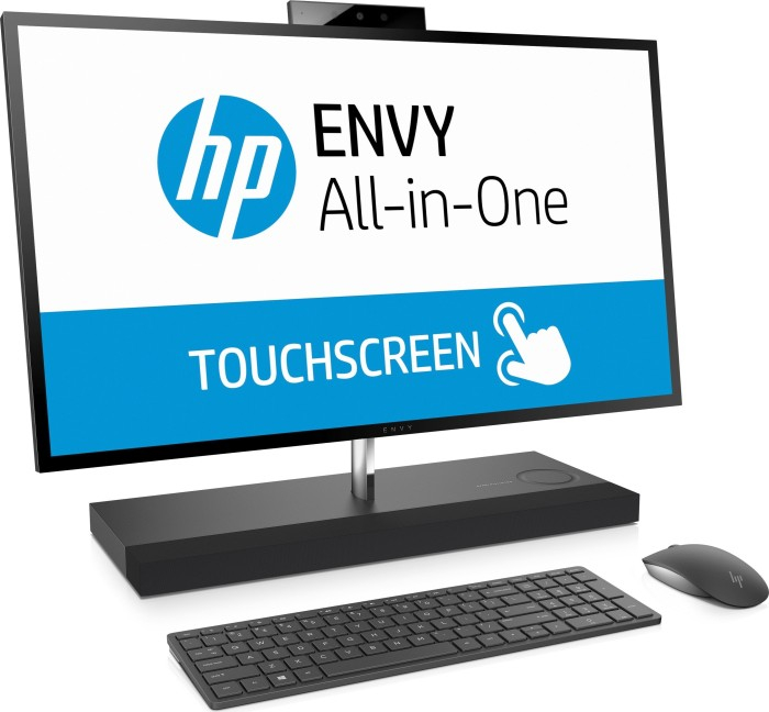 Sistem All-in-One PC HP Envy 27-b258ng 68.6 cm (27 inch) Intel® Core™ i7-8700T 16 GB 2048 GB + 512 GB SSD Nvidia GeForce GTX 1050 Win 10 Home 1