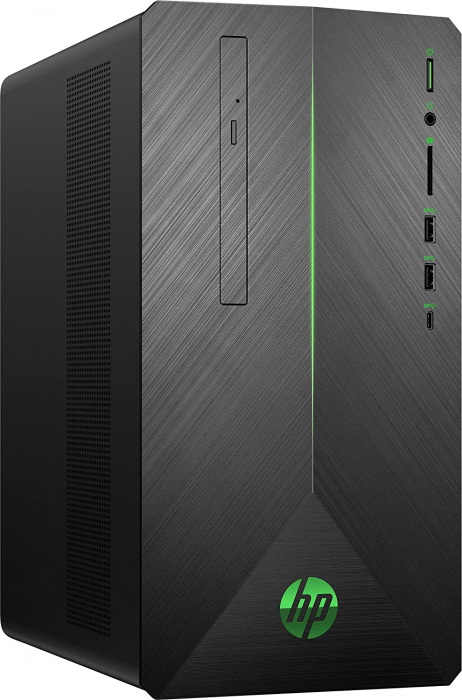 PC REFERBISHED HP Pavilion Gaming 690-0028ns (Intel Core i3-8100, 8 GB RAM, 128 SSD + 1TB HDD, NVIDIA GeForce GTX1050-2GB, Windows 10 [1]