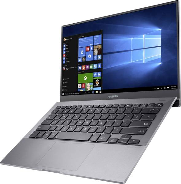 Asus Laptop 35.6 cm (14.0 inch) Full HD Intel® Core™ i5 i5-7200U 8 GB RAM 512 GB SSD Intel HD Graphics 620 Grey [1]