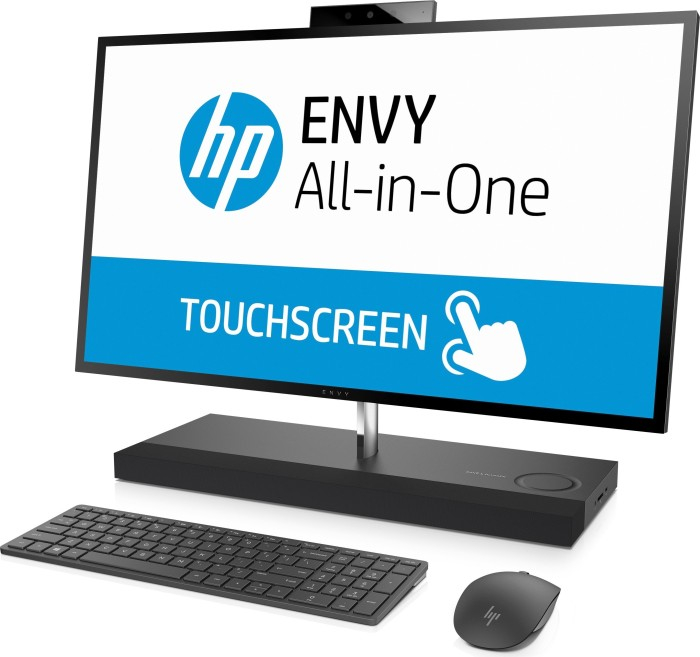 Sistem All-in-One PC HP Envy 27-b258ng 68.6 cm (27 inch) Intel® Core™ i7-8700T 16 GB 2048 GB + 512 GB SSD Nvidia GeForce GTX 1050 Win 10 Home 2