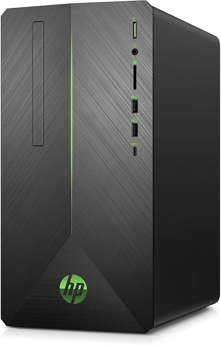 PC REFERBISHED HP Pavilion Gaming 690-0028ns (Intel Core i3-8100, 8 GB RAM, 128 SSD + 1TB HDD, NVIDIA GeForce GTX1050-2GB, Windows 10 [0]