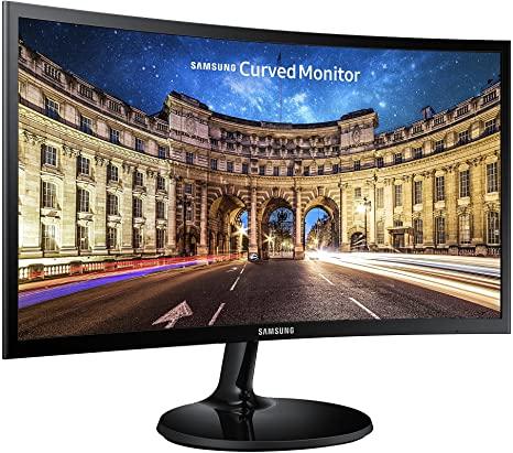 """Monitor 27"""" Samsung C27F390FHU, Curbat 1800R, LC27F390FHUXEN [1]"""