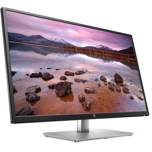 """Monitor LED IPS HP 31.5"""", Full HD, HDMI, Argintiu, 32s 0"""