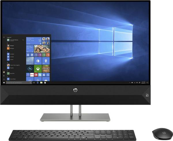"""PC All-in-one HP Pavilion 27-xa0012ng 27"""" Intel® Core ™ i5 9400T 8 GB 1024 GB 256 GB SSD Nvidia GeForce MX2 Win 10 Home 0"""