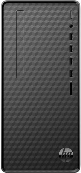 Sistem Desktop PC HP Desktop M01-F0015ng Jet Black Ryzen 5 3400G 8GB 512GB SSD + 1Tb HDD RX 550 Win 10 Home 1
