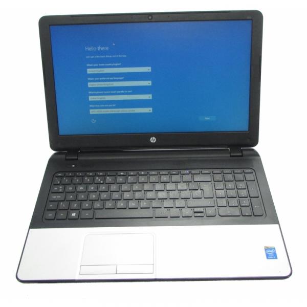 "Laptop HP 350 G2 cu procesor Intel® Core™ i3-4030U 1.90GHz, Haswell™, 15.6"", 4GB, 500GB, DVD-RW, Intel® HD Graphics 0"