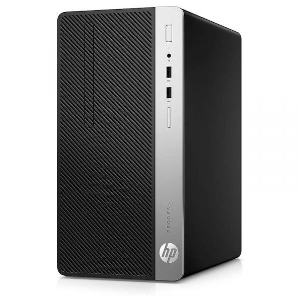 HP ProDesk 400 G5 Microtower-PC 4HR73EA Intel i5-8500 8GB RAM, 1TB HDD, 16GB Intel Optane, Intel UHD Grafik 630, Win10 Pro 0