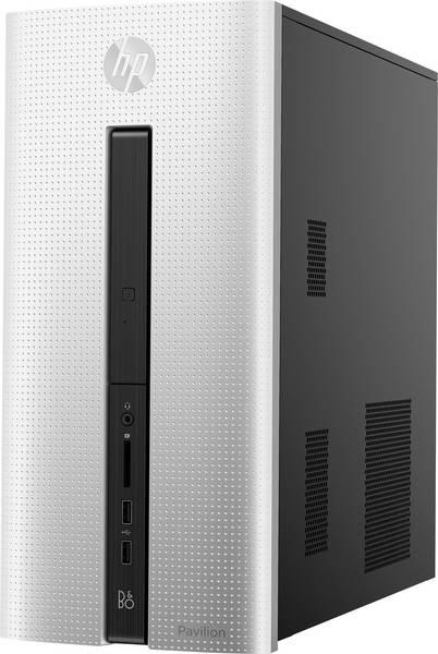 HP Pavilion 550-230ng PC Midi tower AMD A10 A10-8750 8 GB 128 SSD Windows® 10 Home 0