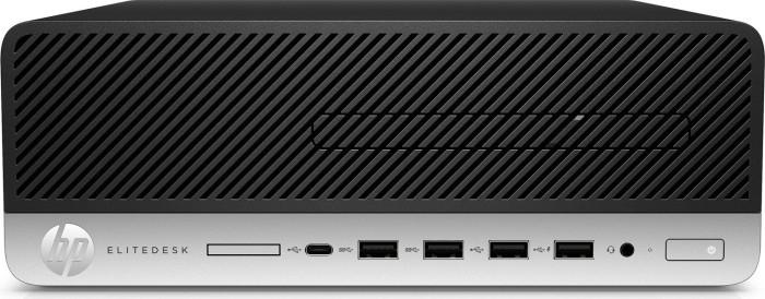 Sistem HP EliteDesk 705 G4 SFF, Ryzen 3 PRO 2200G, 8 GB RAM, 256 GB SSD Win 10 Pro 3
