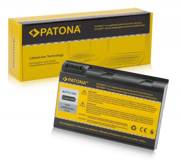 Acumulator Patona pentru Acer Travelmate 290 Aspire 9010 9100WLMi 9101WLMi [0]