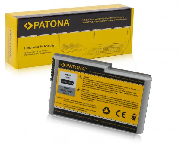 Acumulator Patona pentru Dell D500 Inspiron 500M 505M 510M 600M D500 0