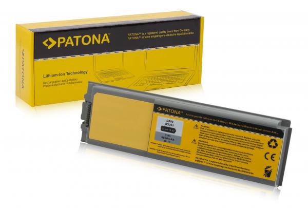 Acumulator Patona pentru Dell D800 Inspiron 8500 8600 D800 Latitude D800 0
