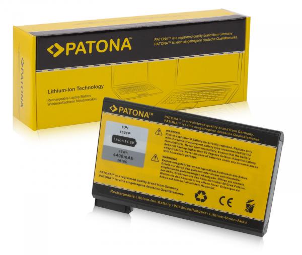 Acumulator Patona pentru Dell Latitude CP Inspiron 2100 2500 2600 3700 3800 0
