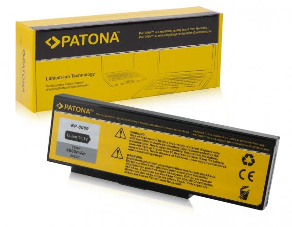 Acumulator Patona pentru Advent Siemens Amilo K7600 8089 8389 8889 8089P 0