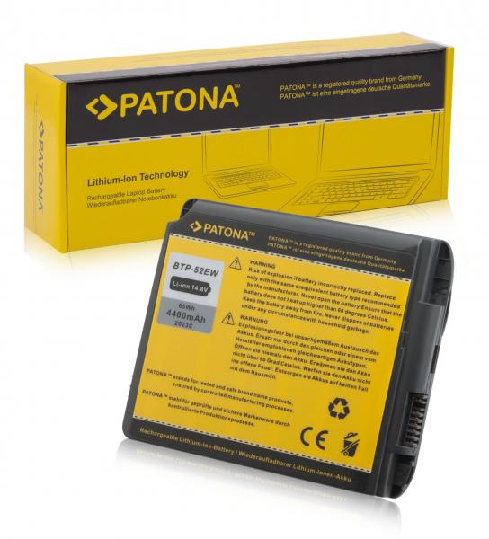 Acumulator Patona pentru Aopen Siemens Amilo M7400 Barebook 1555 1556 1557 0
