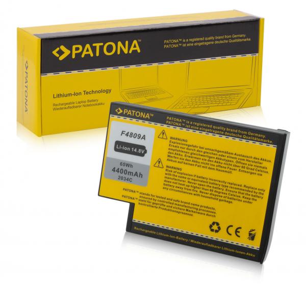 Acumulator Patona pentru HP Pavillion Compaq nx9000 nx9005 nx9008 nx9010 [0]