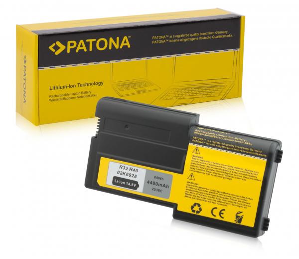 Acumulator Patona pentru IBM R32 ThinkPad R32 R40 [0]