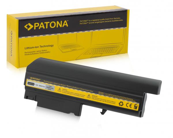 Acumulator Patona pentru IBM T40 ThinkPad R50 R51 T40 T41 T42 T43 0