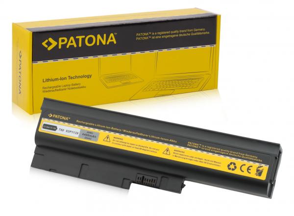 Acumulator Patona pentru IBM T60 ThinkPad R500 R60e R60e 0656 R60e 0657 R60e 0