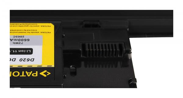 Acumulator Patona pentru Dell D620 D630 Inspiron XPS D620 D630 Latitude D620 2