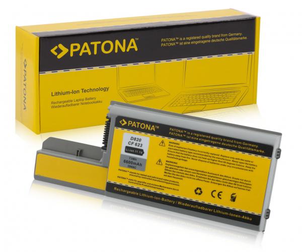 Acumulator Patona pentru Dell D531 Latitudine D531 D531N D820 D830 D531 [0]