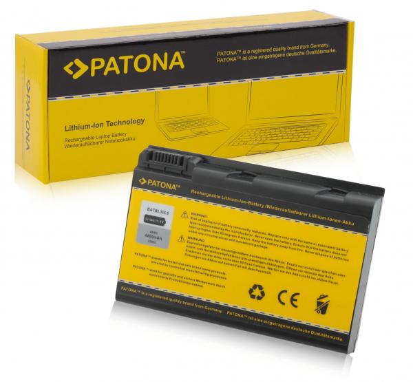 Acumulator Patona pentru Acer Aspire 3100 Aspire 3103 5101 5102 5510 5650 0