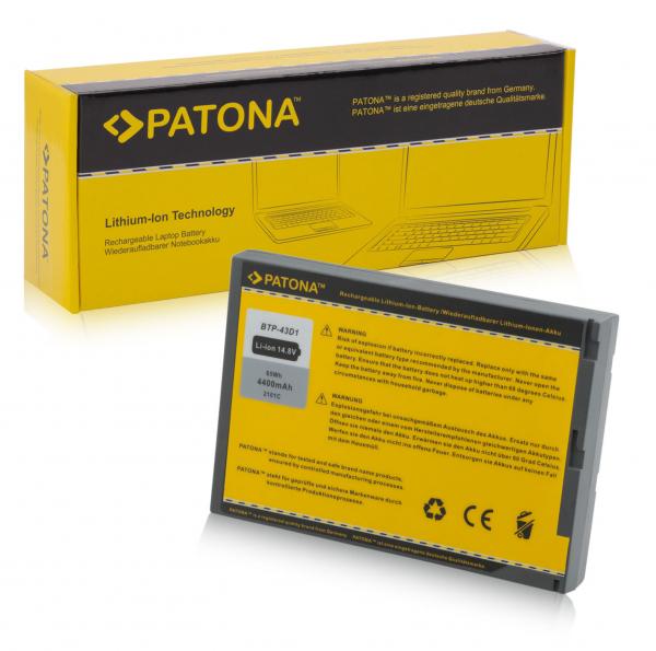Acumulator Patona pentru Acer 220 TravelMate 222x 223x 223XC 223XV 225X 0