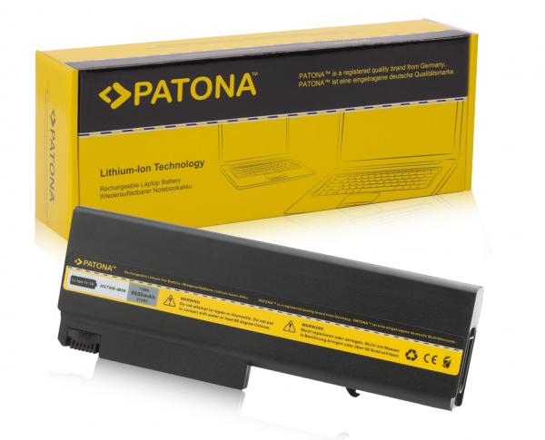 Acumulator Patona pentru HP NC6100 Compaq NC6110 NC-6110 NC6115 NC-6115 0
