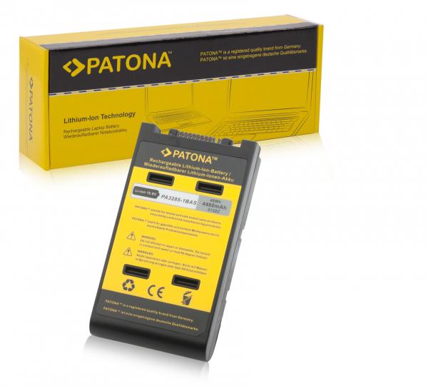 Acumulator Patona pentru Toshiba Tecra A1 Dynabook A9 Tecra A1 Dynabook 0
