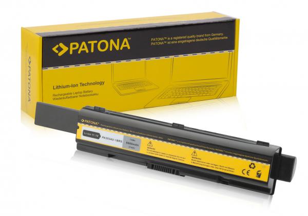 Acumulator Patona pentru Toshiba PA3535U Dynabook A2000ET00X A200-0ET00X 0