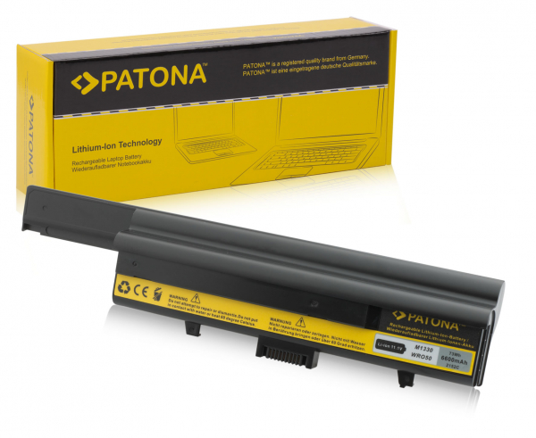 Acumulator Patona pentru Dell M1330 Inspiron 1318 M1330 XPS M1330 0