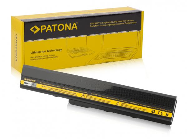 Acumulator Patona pentru Asus A32-K52 A52F A52J A52JB A52JK A52JR A52JRX1 0