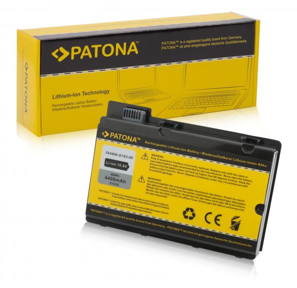 Acumulator Patona pentru Fujitsu Amilo Pi2450 2530 2550 Amilo Pi2530 Pi2550 0