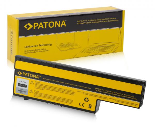 Acumulator Patona pentru Medion MD97110 Akoya E6210 E6211 E6212 MD97110 MD [0]