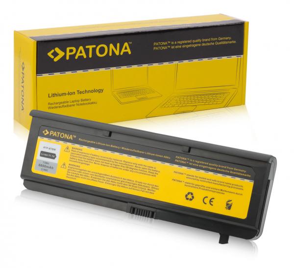 Acumulator Patona pentru Medion MD96340 MD MD96290 MD98300 MD96340 WAM din PATONA 0