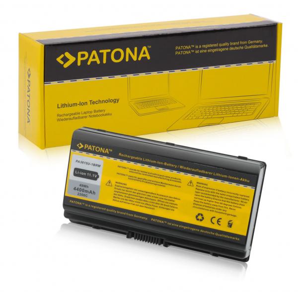 Acumulator Patona pentru Toshiba L40 Equium L4014I L40-14I L40156 L40-15 [0]