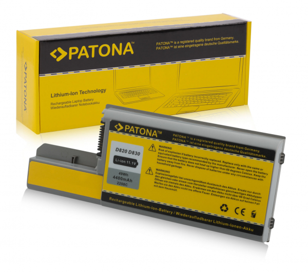Acumulator Patona pentru Dell D531 Latitudine D531 D531N D820 D830 D531 0
