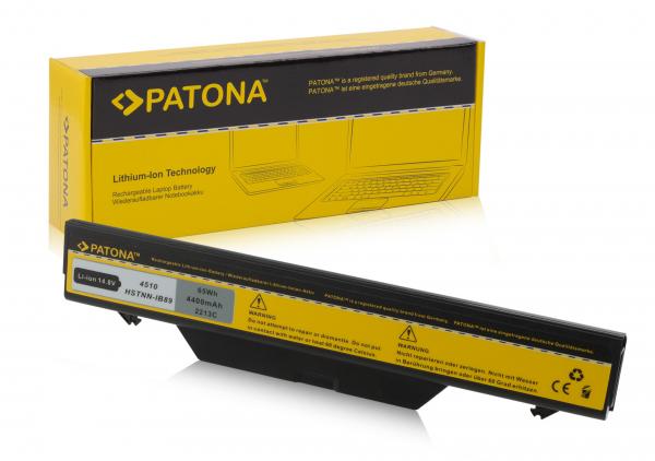 Acumulator Patona pentru HP 4510 HSTNN-IB88 Probook 4510S 4510S / CT 4510SCT [0]