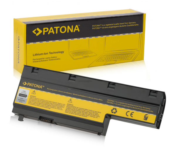 Acumulator Patona pentru Medion BTP-D5BM 40029778 40029779 Akoya E7211 E7212 0