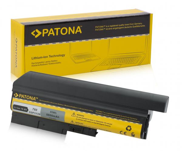 Acumulator Patona pentru IBM T60 Thinkpad 9455 9456 9457 9458 9459 9460 9461 0