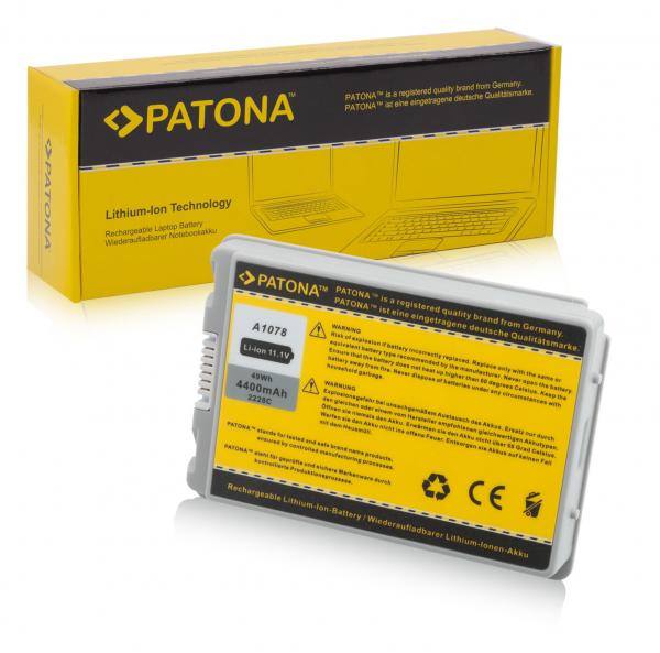 Acumulator Patona pentru Apple A1045 Powerbook A1106 M8980J / A M8980JA 0
