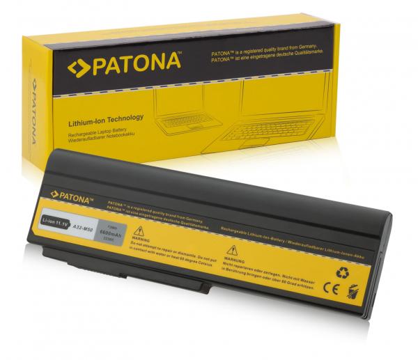 Acumulator Patona pentru Asus A32-M50 G50 G50VT G60 G60VX G60VXRBBX05 0