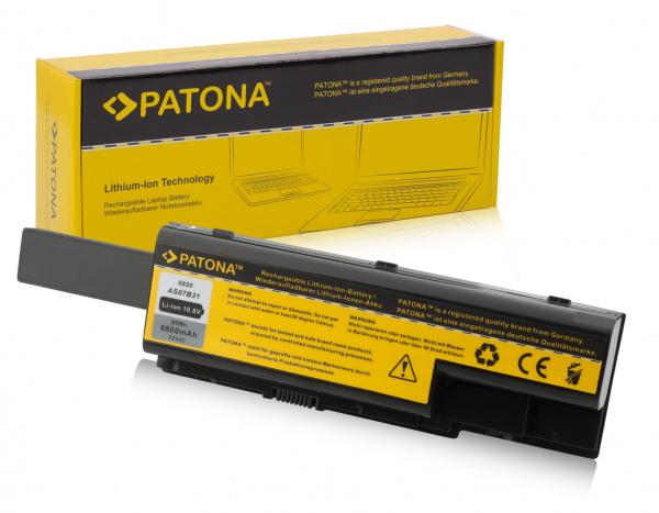 Acumulator Patona pentru Acer 5230 Aspire 5310 5720 5920 69206610 69206864 [0]