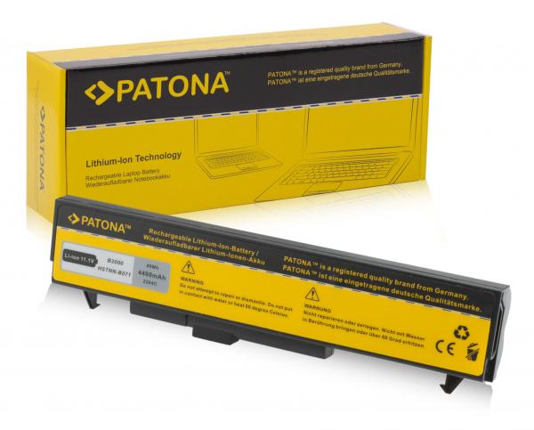 Acumulator Patona pentru HP LM6 Compaq Presario B2004AP B2005AL B2006AL 0