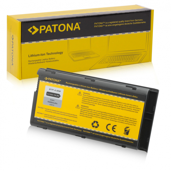 Acumulator Patona pentru Medion BTP-AJBM MD MD96500 MD97500 MD97600 BTP-AJBM 0