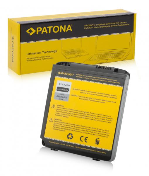 Acumulator Patona pentru Medion BTP-ABBM MD MD95800 BTP-ABBM WIM WIM2070 0