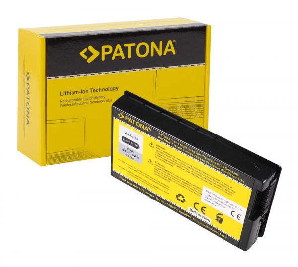 Acumulator Patona pentru Asus A32-F80 F80 F80A F80H F81 F83 X61 X61GX X61S 0