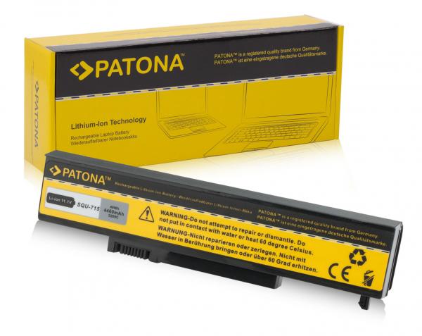 Acumulator Patona pentru Gateway SQU-719 M M-14 M1400 M-1400 M1408j M-1408J [0]