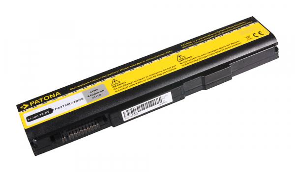 Acumulator Patona pentru Toshiba PA3788U PABAS223 Satelit B450 / B B451 1