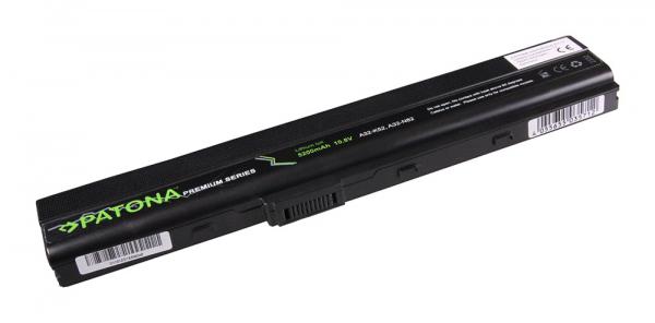 Acumulator Patona Premium pentru Asus A32-K52 A52F A52J A52JB A52JK A52JR A52JRX1 1